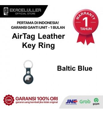 AirTag Leather Key Ring Original