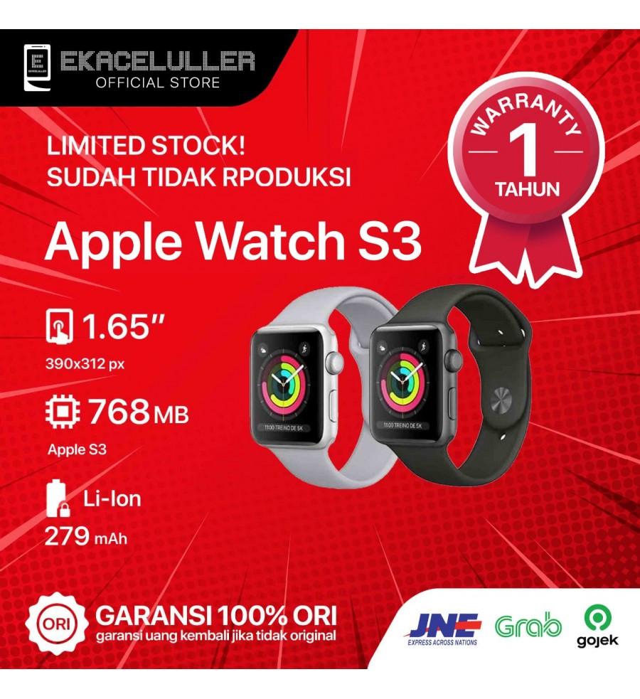 Apple Watch Series 3 (38MM) SPORT BAND NEW Internasional