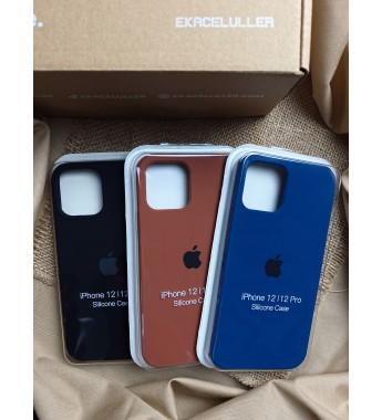 Case Silicone Full Cover Ready For iPhone 7, 7 Plus, 8, 8 Plus, X, XR, XS, XS Max, SE 2, 11, 11 Pro, 11 Pro Max, 12 Mini, 12/12 Pro, 12 Pro Max