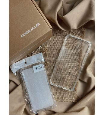 Case Clear Anticrack Fuze iPhone (Bahan Tebal Anti Banting, Anti YellowAging) (Available For iPhone 7, 7Plus, 8, 8Plus, X, XR, XS, XsMax, SE 2, 11, 11 Pro, 11 Pro Max, 12 Mini, 12/12Pro, 12 Pro Max)