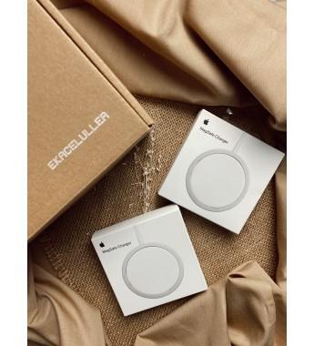 Magsafe iPhone 20W Original iPhone Garansi 6 Bulan (Compatible for iPhone 12 Mini, 12/12 Pro, 12 Pro Max)