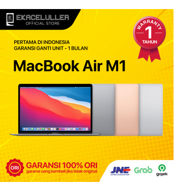 Apple Macbook Air 2020 M1 CHIP 256GB NEW Internasional