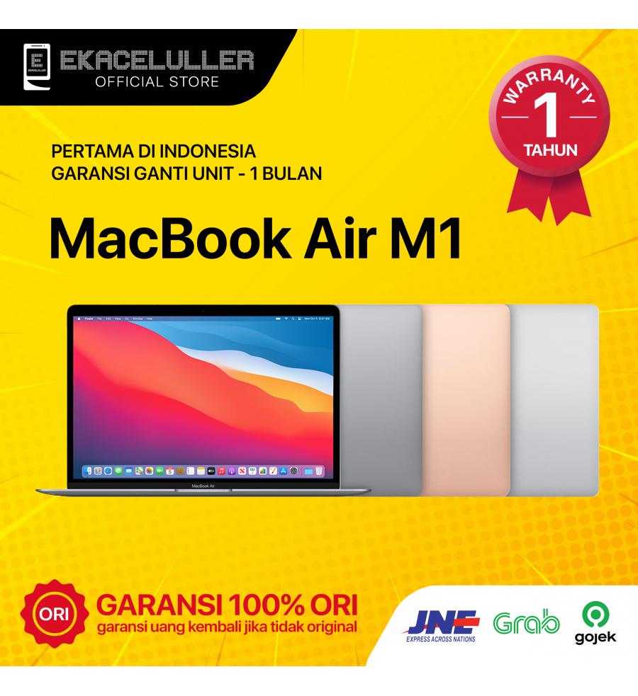 Apple Macbook Air 2020 M1 CHIP 512GB NEW Internasional