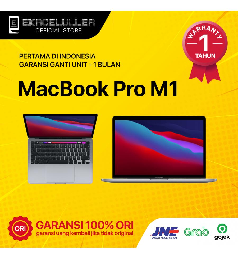 Apple Macbook Pro 2020 M1 CHIP 256GB NEW Internasional
