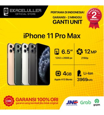 iPhone 11 Pro Max - SECOND