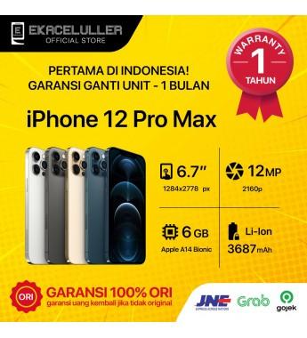 iPhone 12 Pro Max NEW Garansi Internasional