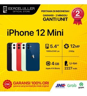 iPhone 12 Mini Second Ex Internasional