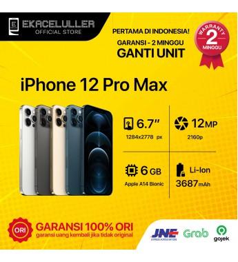 iPhone 12 Pro Max Second Ex Internasional