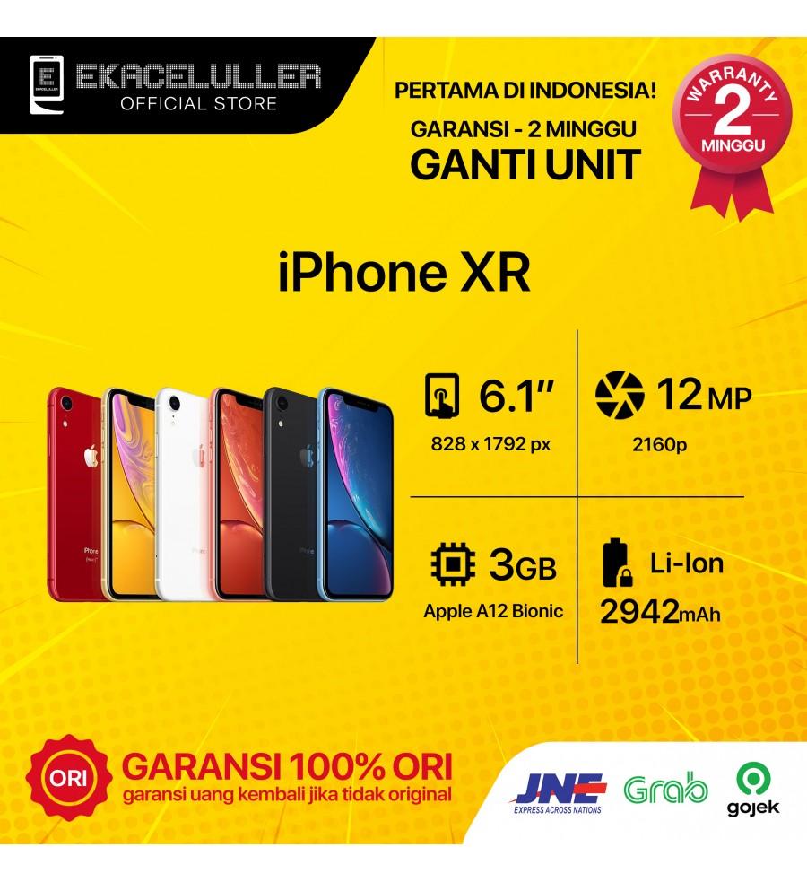 iPhone XR Second Ex Internasional