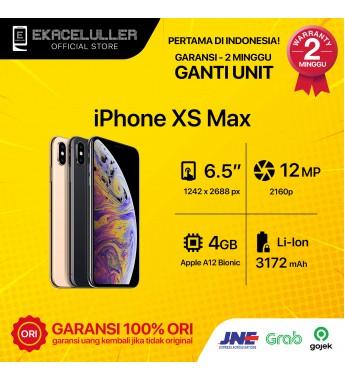 iPhone XS MAX Second Ex Internasional