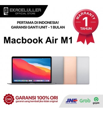 Apple Macbook Air 2020 M1 CHIP 256GB